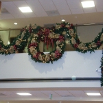 Decorate Wreath and Garland